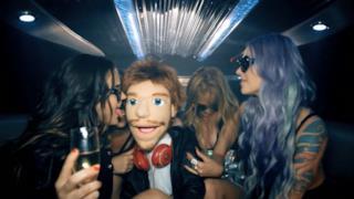 Ed Sheeran in versione peluche