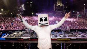 Marshmello all'Ultra Music Festival 2016