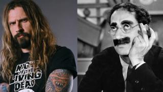 Groucho Marx con Rob Zombie