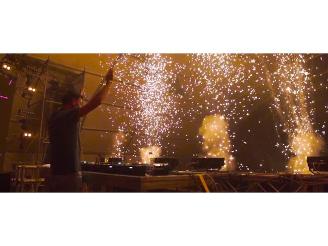 Benny Benassi Nameless Music Festival 2015