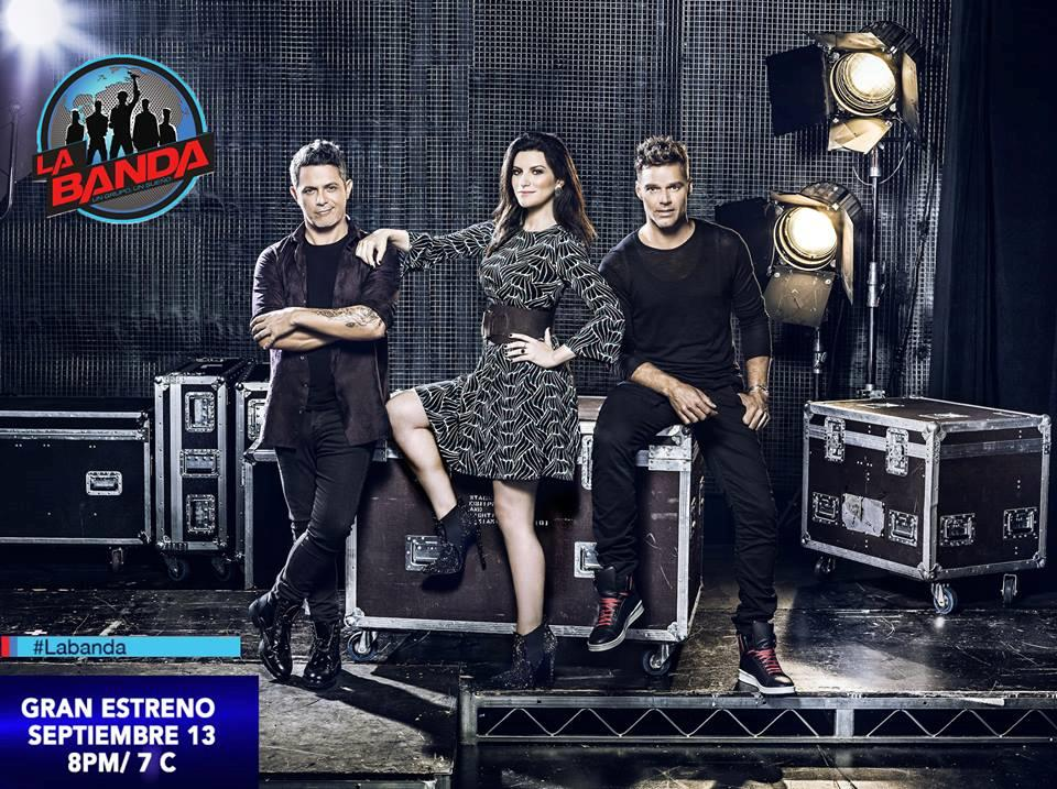 Laura Pausini giudice in un talent