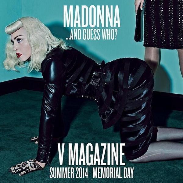Madonna in versione sado-maso