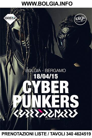 Cyberpunkers @ Bolgia