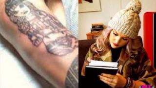 Zayn Malik: un tatuaggio di Perrie Edwards?