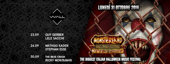 Festival Monsterland 2016 Milano