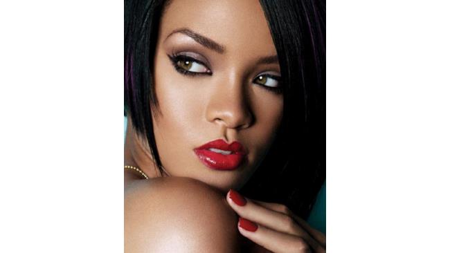 Hot Photo di Rihanna by Todd Barry
