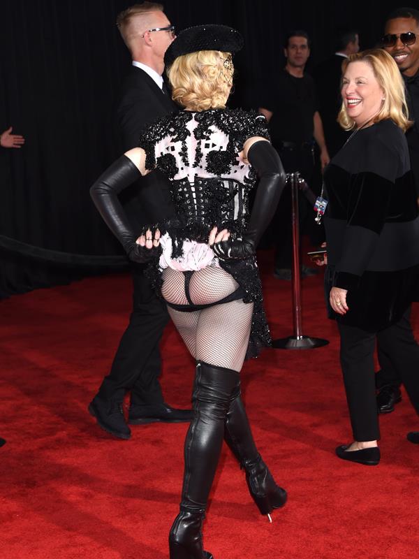 Il sedere di Madonna