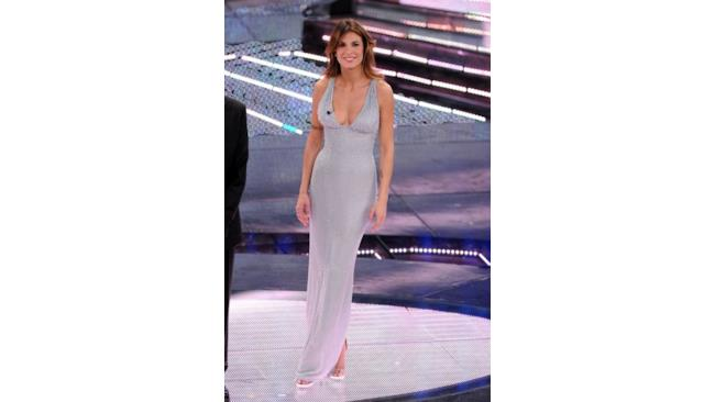Canalis vestita da Versace - 1
