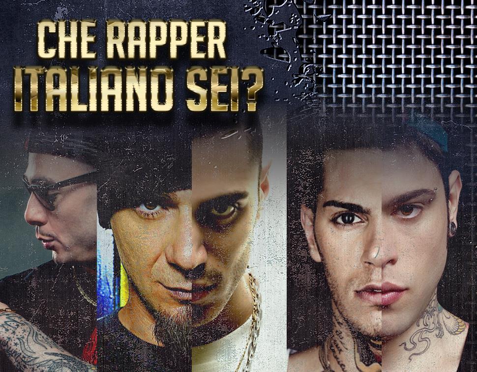 Scopri che rapper italiano sei