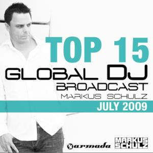 Global DJ Broadcast Top 15 - July 2009
