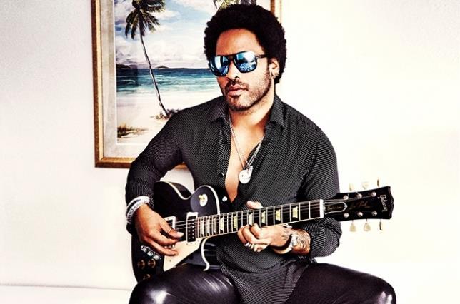 Lenny Kravitz fotografato da Ellen von Unwerth