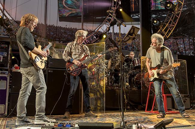 Grateful Dead, band psichedelica di Palo Alto