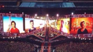 One Direction: le immagini migliori del Concerto a San Siro Milano 28.06.2014