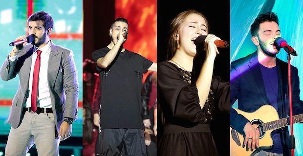 Mario, Madh, Ilaria e Lorenzo finalisti X Factor 8