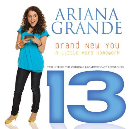 """Brand New You (From """"13"""") - Single"""