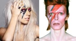 Lady Gaga e David Bowie