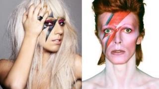 Lady Gaga e David Bowie