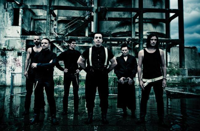 Rammstein, band industrial metal tedesca