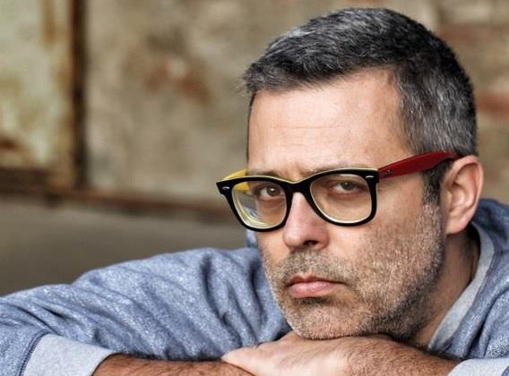 Frankie Hi-NRG occhiali rosso neri