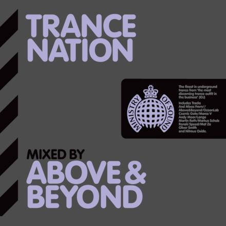 Trance Nation Mixed By Above & Beyond - Ministry of Sound