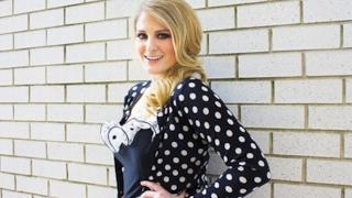 Meghan Trainor la cantante di All About That Bass