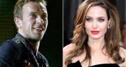 Chris Martin e Angelina Jolie
