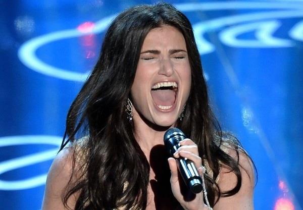 idina Menzel canta agli Oscar 2014