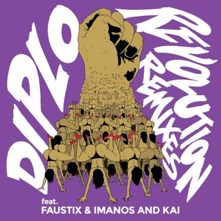Revolution (Remixes) - EP [feat. Faustix & Imanos and Kai]