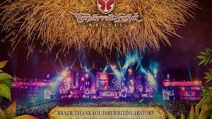 Tomorrowland Brasil 2016 lineup