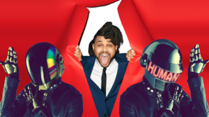 Daft Punk & The Weeknd
