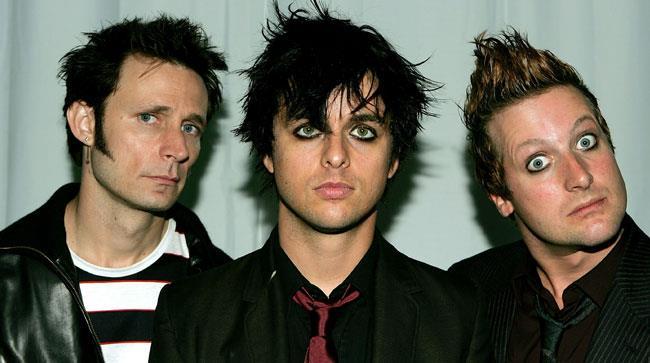 I componenti dei Green Day