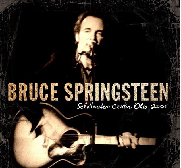 La copertina del nuovo disco di Springsteen