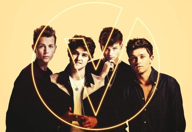 The Vamps sulla copertina di Wake Up