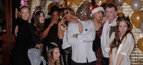 Gli invitati alla festa di compleanno di Taylor Swift