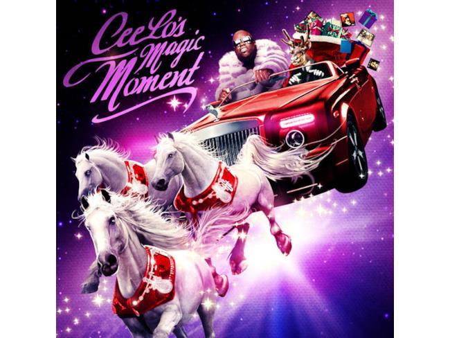 La copertina di Cee-Lo's Magic Moments