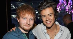 Ed Sheeran e Harry Styles