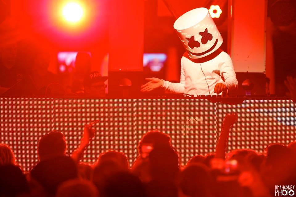 Marshmello Ultra Music Festival 2016