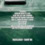 Nickelback: le migliori frasi dei testi delle canzoni