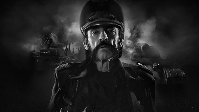 Lemmy nel suo ruolo nel film
