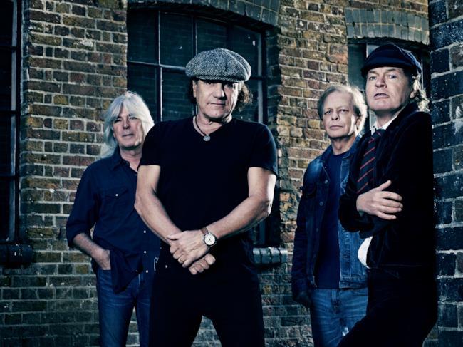 Il catalogo degli AC/DC sulle piattaforme di streaming