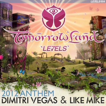 Tomorrowland Anthem 2012 - Single