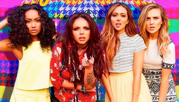 Le 4 cantanti delle Little Mix