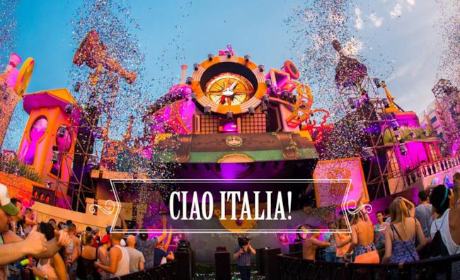 Wish Outdoor Festival Italia