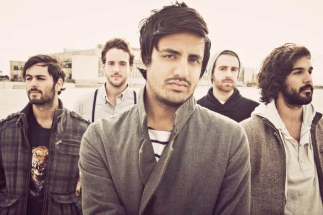 La band californiana Young The Giant
