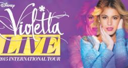 Violetta Live 2015 International Tour