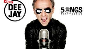 La classifica di Classifica Radio Deejay 50 Songs condotta da Albertino