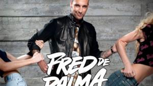 Fred De Palma sulla cover di BoyFred