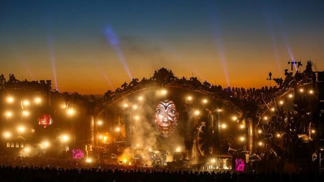 Tomorrowland Brasil 2016 nel pieno del suo splendore