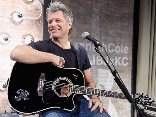 Jon Bon Jovi: nuovo album ad agosto
