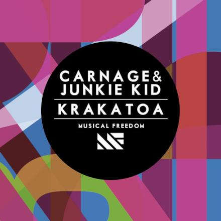 Krakatoa - Single